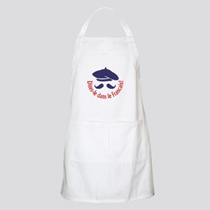 SAY IT IN FRENCH Apron