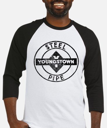 Youngstown Steel Pipe Baseball Jersey