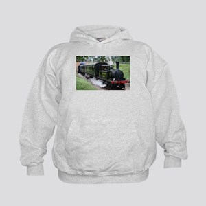 Steam Train Kids Hoodie