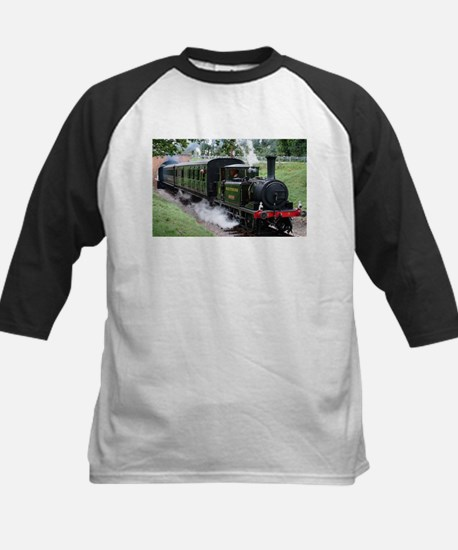 Steam Train Baseball Jersey