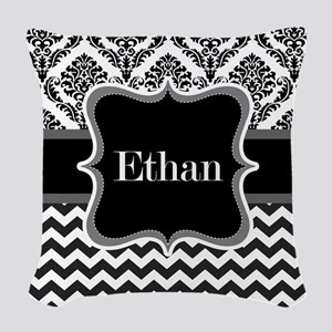 Personalise name Ethan, initials, patterns,colors