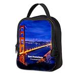San Francisco Neoprene Lunch Bag