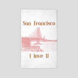 San Francisco Area Rug
