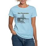 San Francisco Women's Light T-Shirt