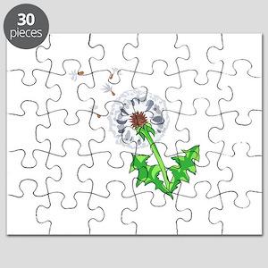DANDELION FLOWER Puzzle