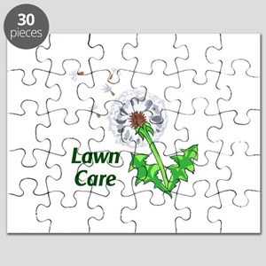 LAWN CARE Puzzle