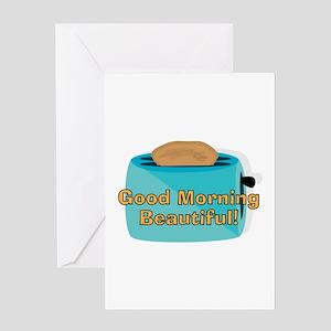 Toaster_Good Morning Greeting Cards