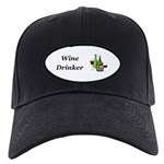 Wine Drinker Black Cap