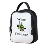 Wine Drinker Neoprene Lunch Bag