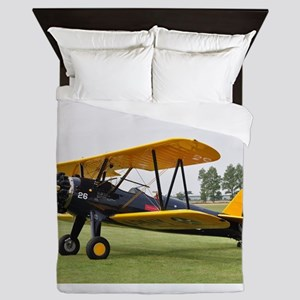 Stearman (2) Queen Duvet