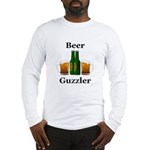 Beer Guzzler Long Sleeve T-Shirt