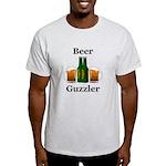 Beer Guzzler Light T-Shirt