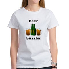 Beer Guzzler Women's T-Shirt