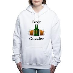 Beer Guzzler Women's Hooded Sweatshirt
