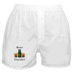 Beer Guzzler Boxer Shorts