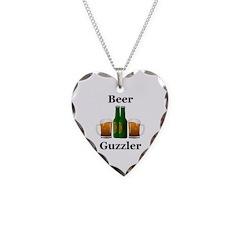 Beer Guzzler Necklace