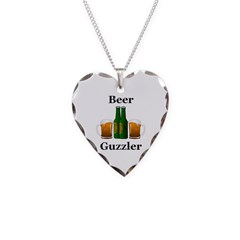 Beer Guzzler Necklace
