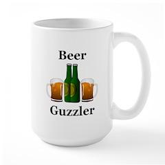 Beer Guzzler Large Mug