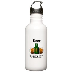 Beer Guzzler Water Bottle