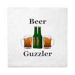 Beer Guzzler Queen Duvet