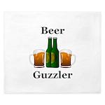 Beer Guzzler King Duvet