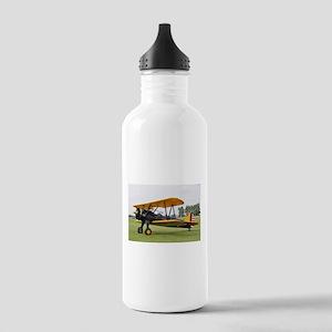 Stearman (2) Stainless Water Bottle 1.0L