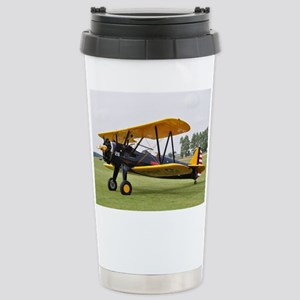 Stearman (2) Stainless Steel Travel Mug