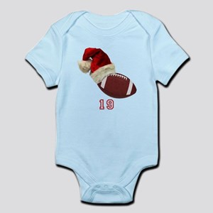 Football Santa Body Suit