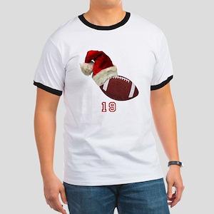 Football Santa T-Shirt
