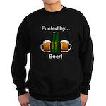 Fueled by Beer Sweatshirt (dark)