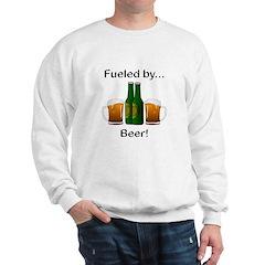 Fueled by Beer Sweatshirt