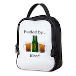Fueled by Beer Neoprene Lunch Bag