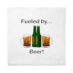 Fueled by Beer Queen Duvet