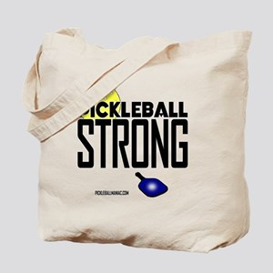 Pickleball Strong Tote Bag