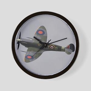 Spitfire Mk.IXb Wall Clock