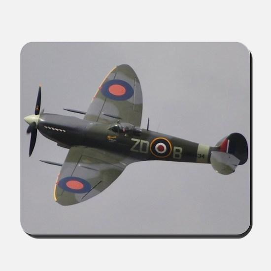 Spitfire Mk.IXb Mousepad