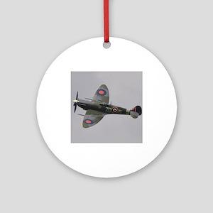 Spitfire Mk.IXb Ornament (Round)