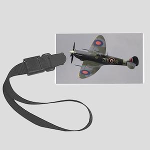 Spitfire Mk.IXb Large Luggage Tag