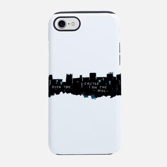 Divide - Castle on the Hill iPhone 7 Tough Case