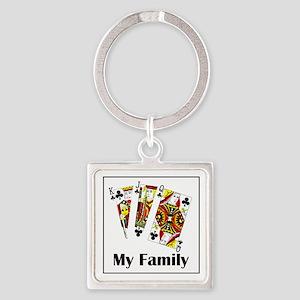 My Family Keychains
