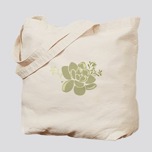 Succulents Base Tote Bag