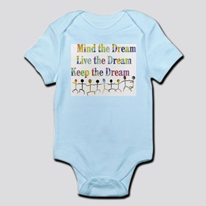 KeepDream10x8 Body Suit