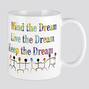 KeepDream10x8 Mugs