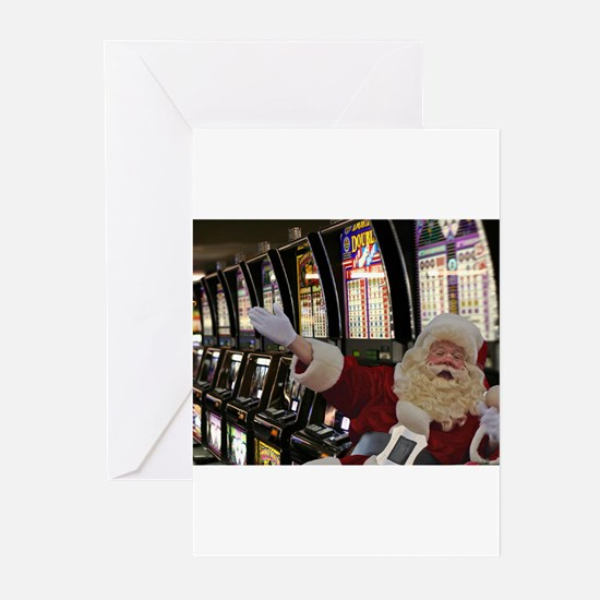 Cute Yo ho ho christmas Greeting Cards (Pk of 20)