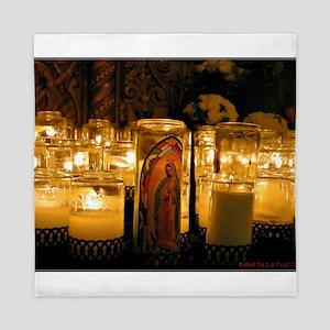 Virgen de Guadalupe Queen Duvet