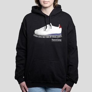 Mama Says Magic Shoes Women's Hooded Sweatshirt
