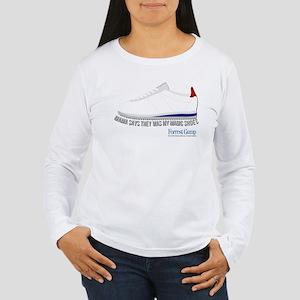 Mama Says Magic Shoes Women's Long Sleeve T-Shirt