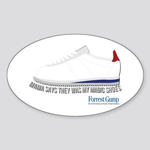 Mama Says Magic Shoes Sticker