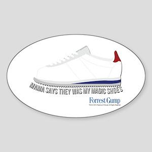 Mama Says Magic Shoes Sticker