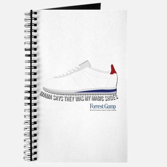Mama Says Magic Shoes Journal